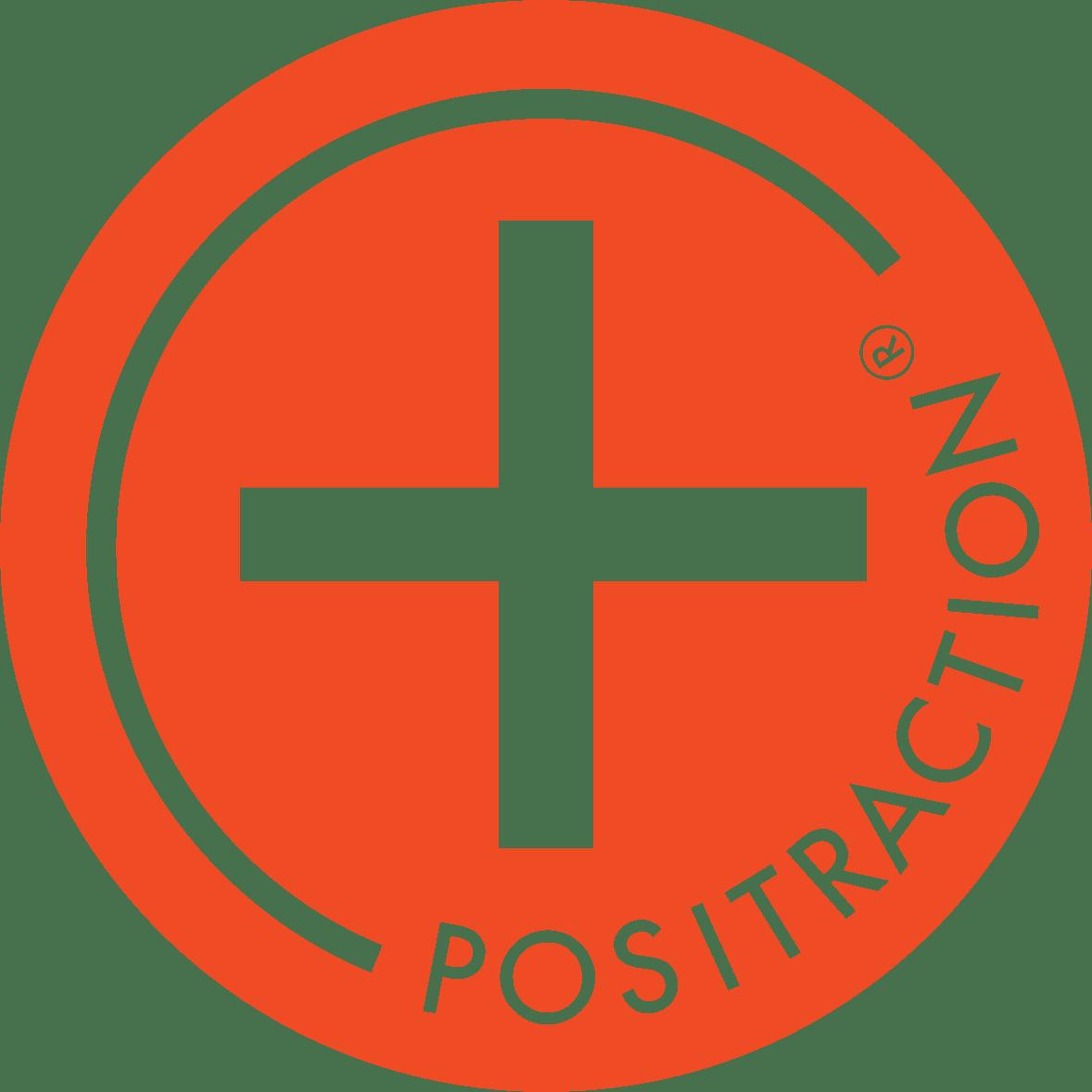 Positraction logo- marketing firm
